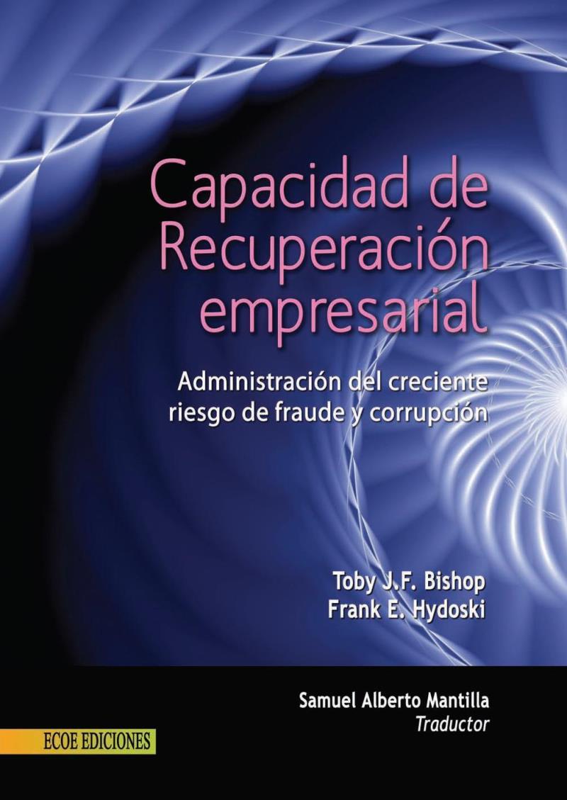 Capacidad de recuperación empresarial – Toby J. F. Bishop