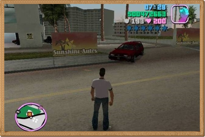 GTA Vice City PC Games Gameplay