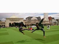 Alun - alun Bandung, Propinsi Jawa Barat, Propinsi