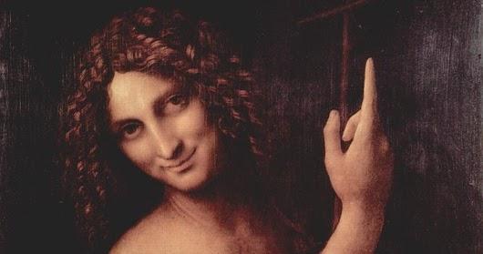 O dedo de Da Vinci