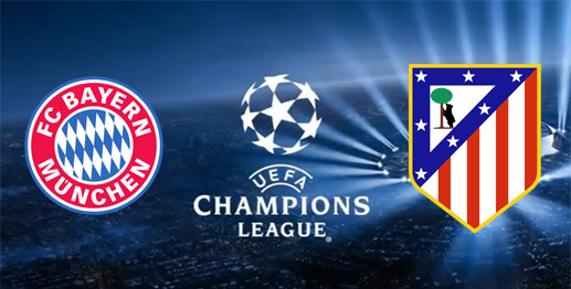 Ver Bayern Munich vs Atletico de Madrid En Vivo Por Internet Hoy 3 de Mayo 2016 En HD