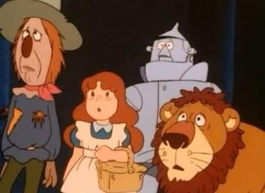 El Mago de Oz, cuentos infantiles