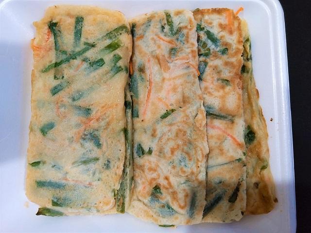 ベルク 佐倉志津店 野菜たっぷりチヂミ(5枚)