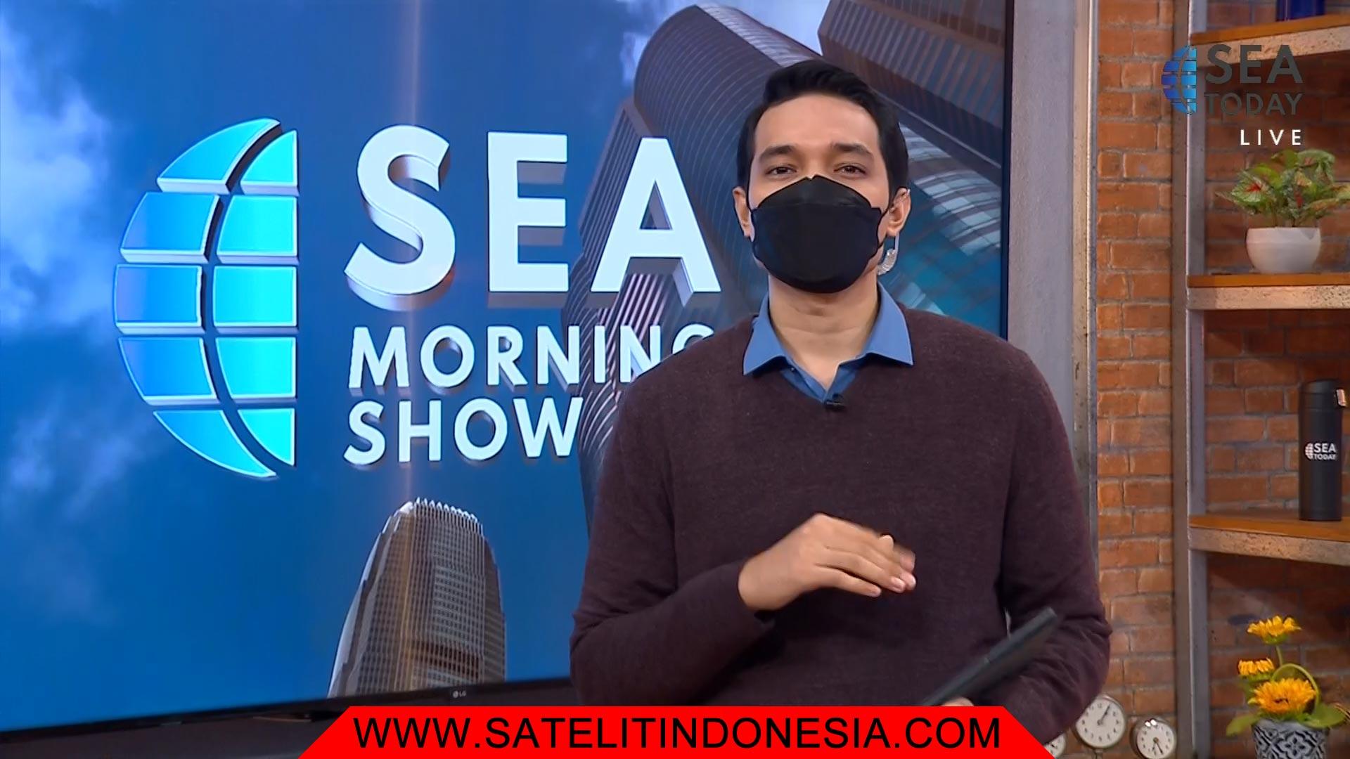 Frekuensi siaran Sea Today di satelit Telkom 4 Terbaru