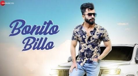 Bonito Billo Lyrics in Hindi, Tushar Vasudev, Eimee Bajwa
