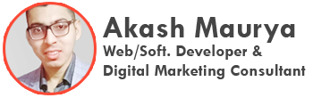 IT And Digital Marketing Expert | Akash Maurya