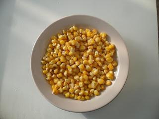 Замороженная запеченная кукуруза