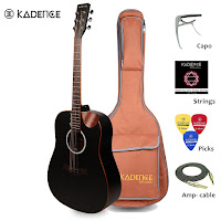 Kadence Slowhand Series Premium Acoustic Guitar, SH-04
