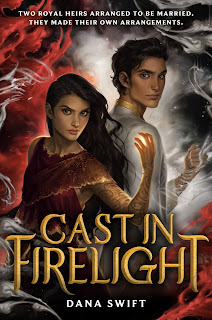 Cast in Firelight (Wickery #1) by Dana Swift