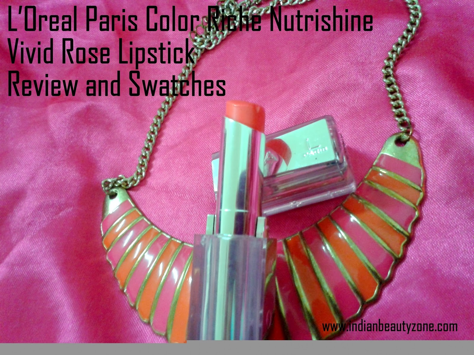 Pink lipsticks for Indian skin tones