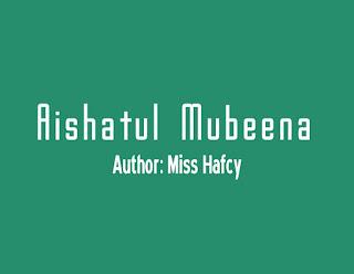 Aishatul Mubeena