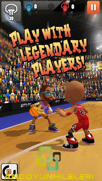 Swipe Basketball 2 Altın Hileli APK