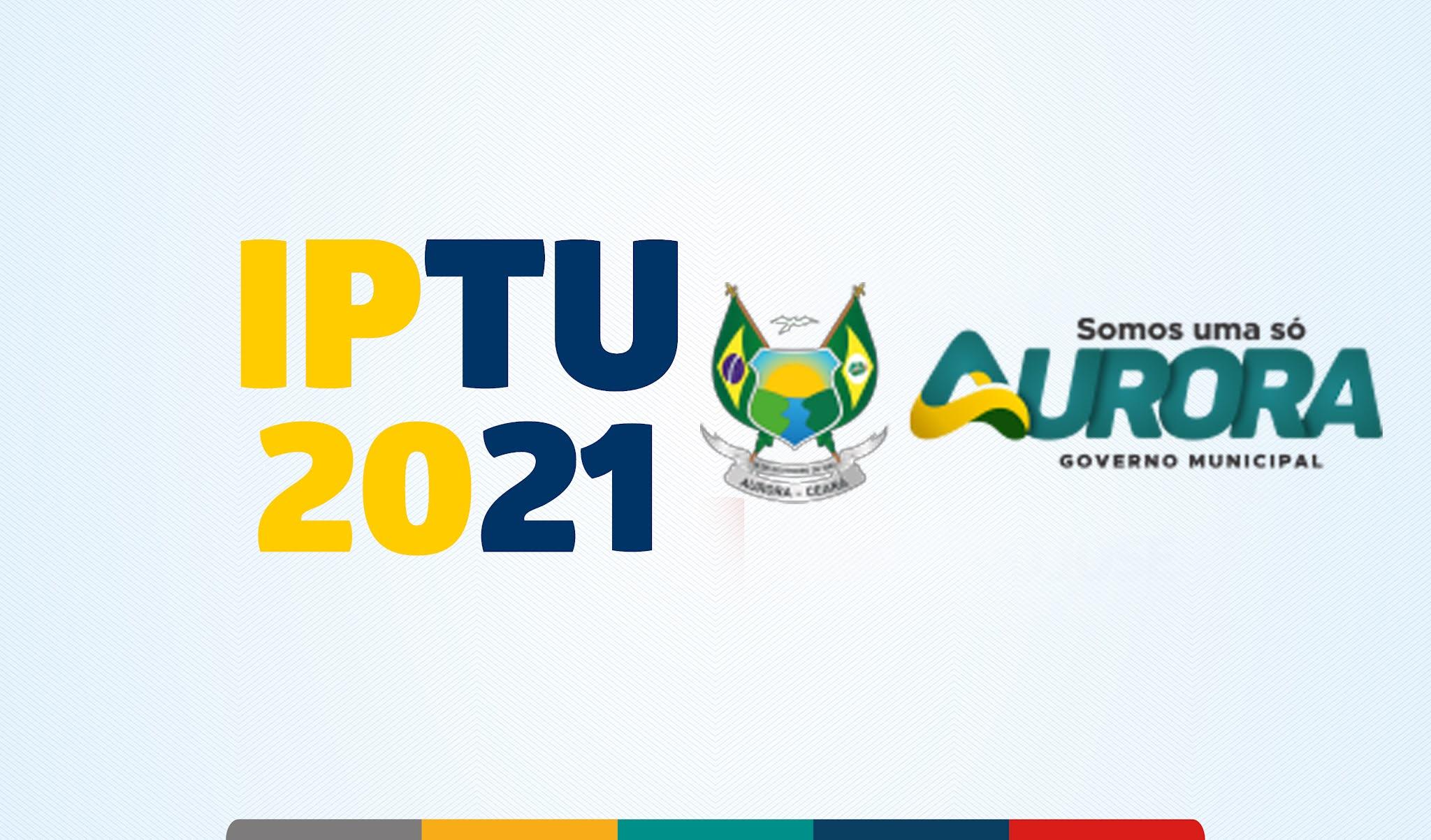 Moradores de Aurora têm até 28 de outubro para pagar IPTU com 20% de desconto