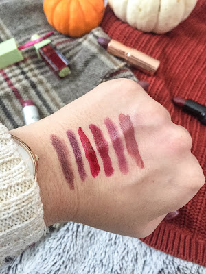The berry lipsticks to wear this winter