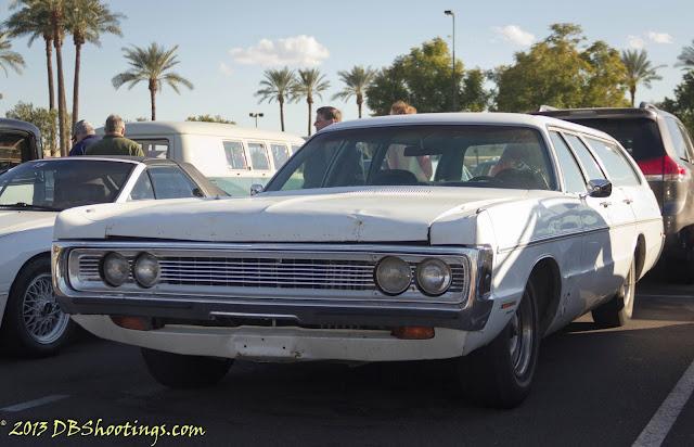 1970 Plymouth Fury wagon