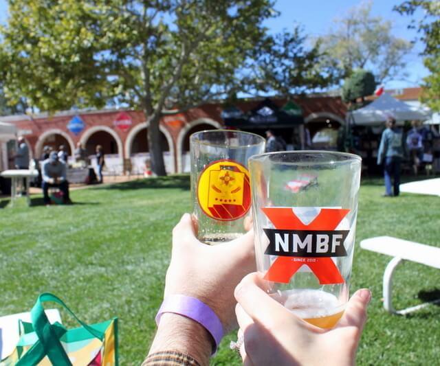 NMBF glasses