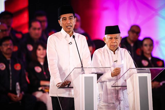 Jokowi Pemenang 'Ngeles' di Debat