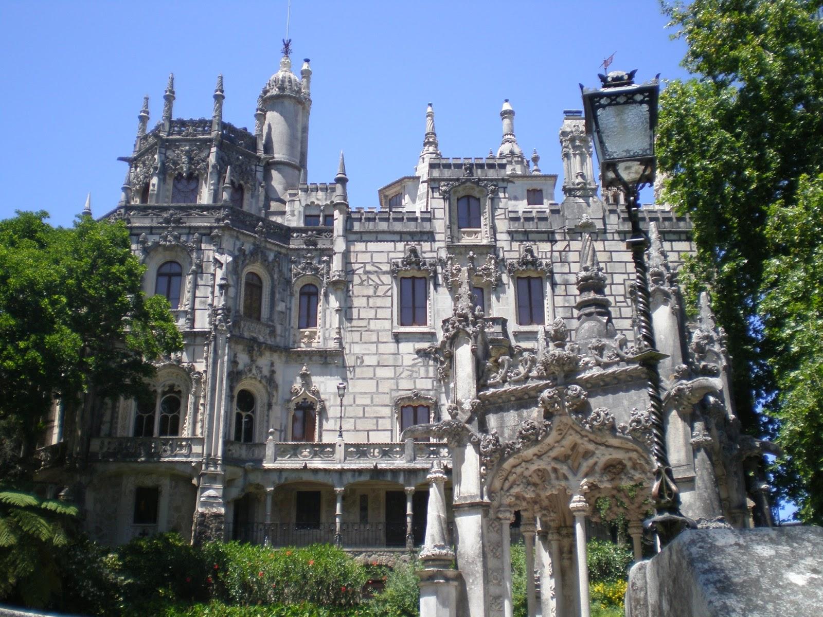 Lo Más Iniciático |Quinta de Regaleira, Sintra, Portugal 2