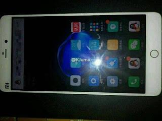 Belum resmi diliris spesifikasi dan bentuk fisik Xiaomi Mi 5S bocor!