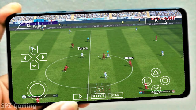 PES 2021 PPSSPP Android Offline [600MB] Best Graphics New Menu Face Kits & Last Transfers