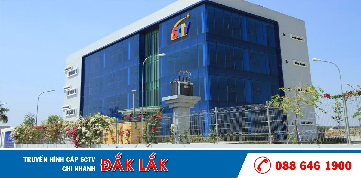 SCTV Đắk Lắk - Tổng đài đăng ký lắp truyền hình cáp + Internet SCTV