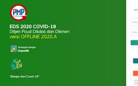 TELAH RILIS! Pembaruan Aplikasi EDS 2020 Covid-2019 Versi 2020.A