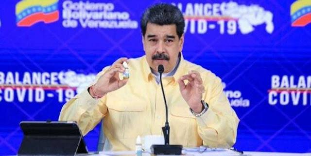 MADURO: ESTA SEMANA SE LE PAGARÁ A COVAX EL DINERO RESTANTE DE LAS VACUNAS