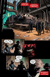 Darth Maul en Star Wars - Era de la República: Villanos