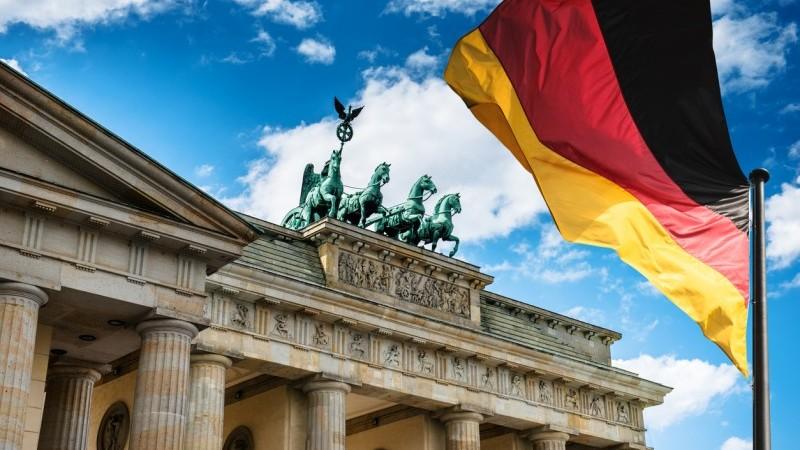 Немецкая экономика сократилась на 2,2% по сравнению с предыдущим кварталом