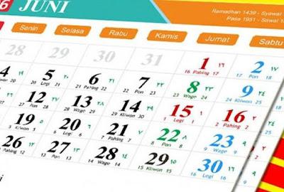 Daftar Lengkap Hari Libur Nasional dan Hari Penting di Indonesia
