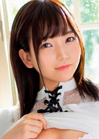 Actress Kanna Shiraishi