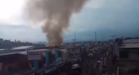Pasar Cikajang Garut Kebakaran Kerugian Taksir Rp500 Juta Lebih