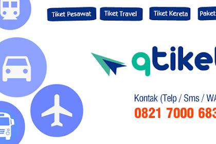 Lowongan CS Agen Travel Qtiket Yogyakarta