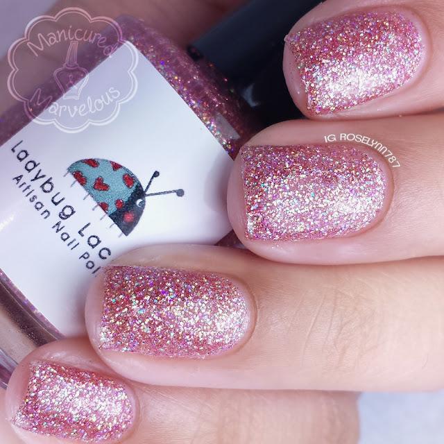 Ladybug Lacquer - Rose Quartz