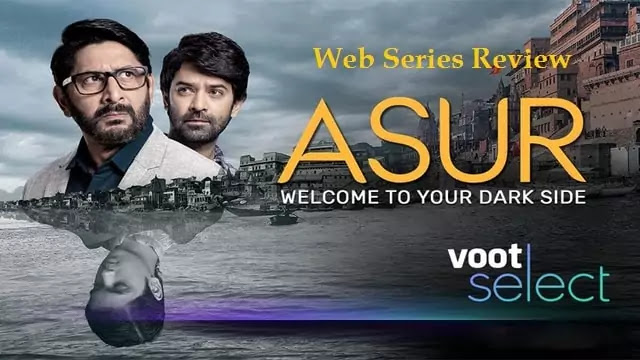 Asur Web Series review new latest Hindi Voot Web Series - Uslis