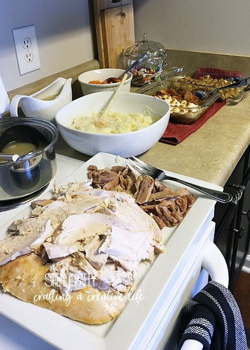How to cook an entire Thanksgiving Dinner