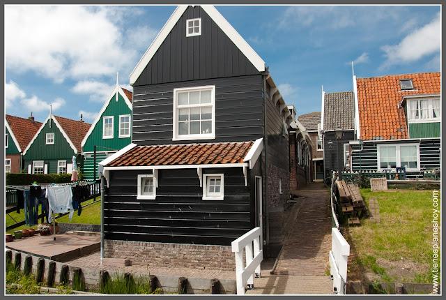 Marken Pueblo holandés con encanto alrededores de Amsterdam