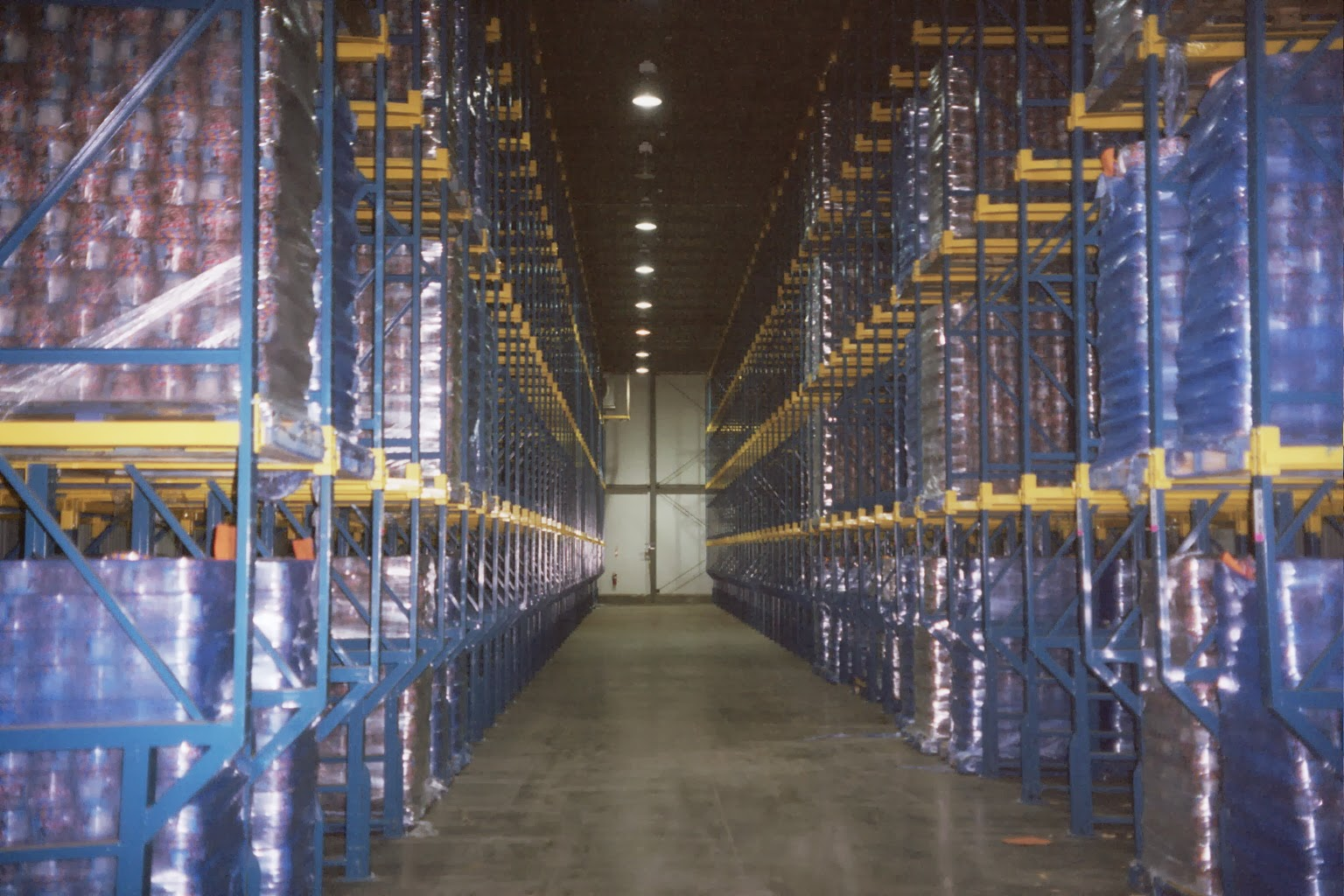 Hawk Distribution Services: When do refrigerated food processing