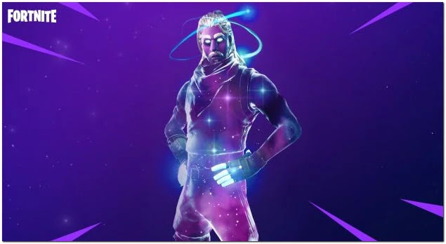 The Fortnite on Android beta saw a brief exclusivity window for Samsung Galaxy phones, with a suitably galactic skin bundled in