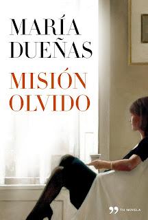 """""""Misión olvido"""" de María Dueñas"""