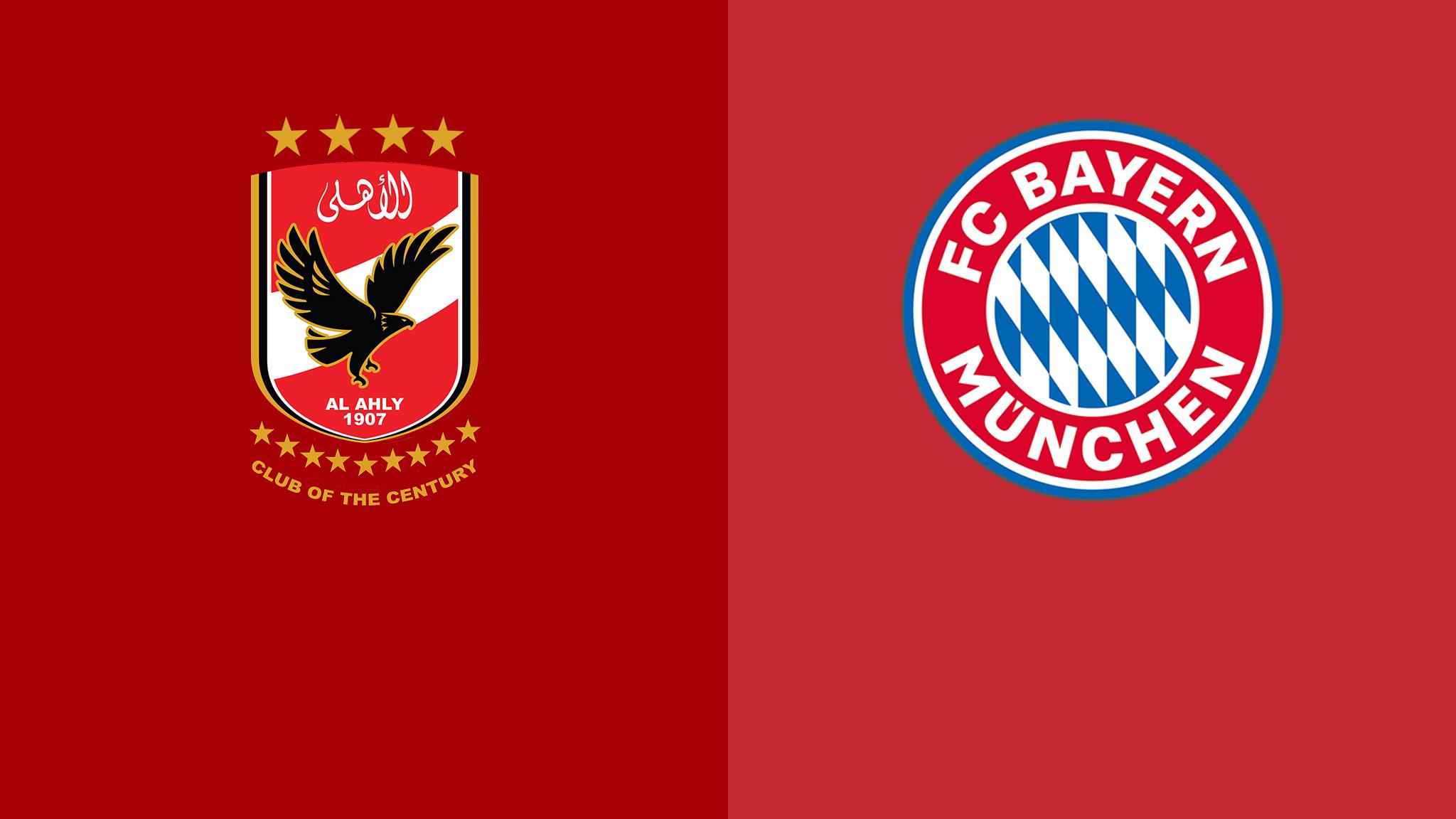 Al Ahly vs Bayern Munich
