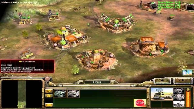 Command and Conquer Generals Rise of The Red Free Download Screenshot 3