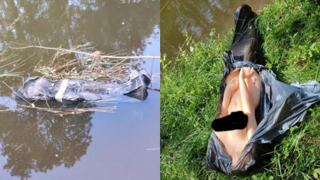 Polisi Terkecoh Boneka S*ks Mengambang di Sungai, Dikira Mayat Wanita