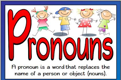 Relative Pronouns Contoh