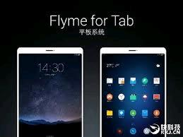 Meizu flyme for tab