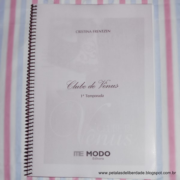 Clube de Vênus, Cristina Frentzen, Modo Editora, livro, hot, resenha, sinopse