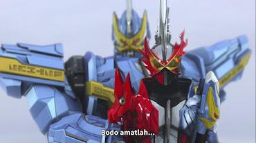 Kamen Rider Saber - 08 Subtitle Indonesia and English