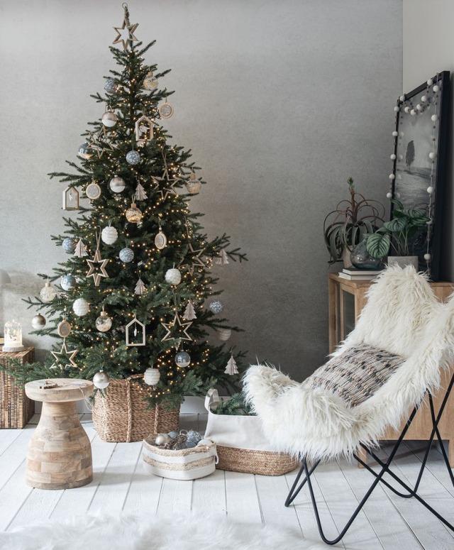 Natale in stile scandinavo