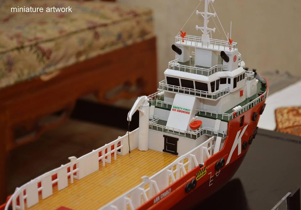 Kapal AHTS Ark Charly