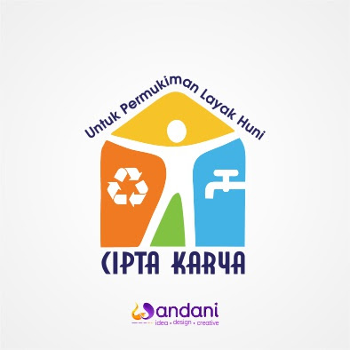 Download Logo Cipta Karya - Free Vector, download logo, logo pemerintah, agency logos, vector, download vector gratis